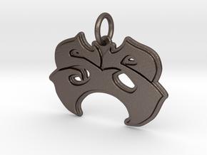 SauceStorm Pendant in Stainless Steel