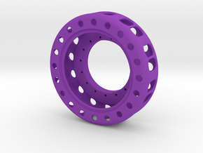 Beadlock 2.2 in Purple Strong & Flexible Polished