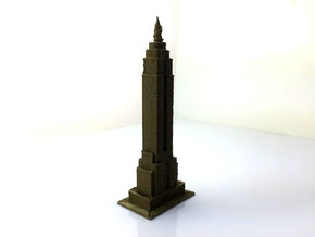 Empire State in Metallic Plastic