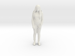 Printle C Kid 166 - 1/24 - wob in White Strong & Flexible