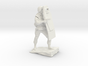 Printle C Homme 622 - 1/24 - wob in White Strong & Flexible