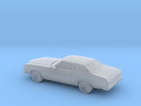 1/64 1974 Ford Torino in Smooth Fine Detail Plastic