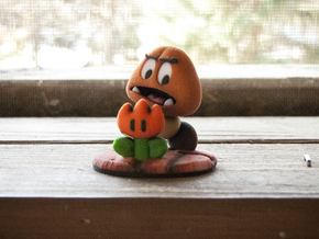 Goomba (Bowser's Legion #6) in Full Color Sandstone
