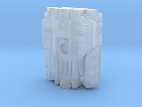Mega PowerMaster Engine (Titans Return) in Smooth Fine Detail Plastic