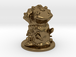 Fungus Monster in Natural Bronze