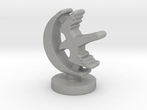 Game of Thrones Risk Piece Single - Arryn in Aluminum