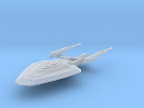 Endeavour Class  BattleCruiser in Smooth Fine Detail Plastic