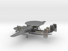 Northrop Grumman E-2 Hawkeye in Natural Silver: 1:200