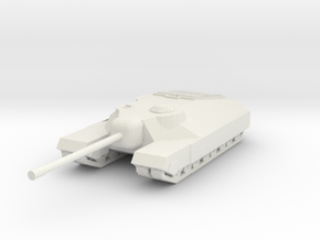 T95 Heavy tank destroyer in White Strong & Flexible