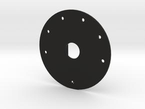 EndoHead in Black Natural Versatile Plastic
