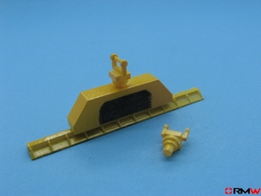 HO/1:87 Vacuum pipe lifter kit in Frosted Ultra Detail