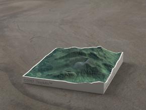 Ben Nevis, Scotland, UK, 1:100000 in Full Color Sandstone