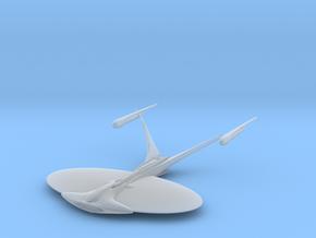 USS Enterprise J in Smooth Fine Detail Plastic