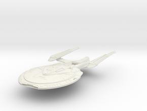 Cherokee Class  HvyCruiser in White Natural Versatile Plastic