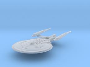Sullivan Class  BattleCruiser in Smooth Fine Detail Plastic