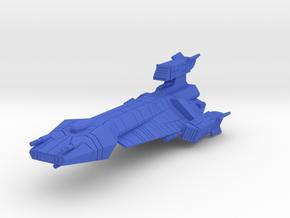 Haydron Heavy Cruiser in Blue Processed Versatile Plastic