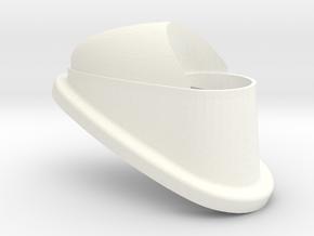 WX-5 Wessex Nav Light in White Processed Versatile Plastic