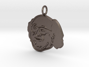 Frank Reynolds Pendant in Stainless Steel