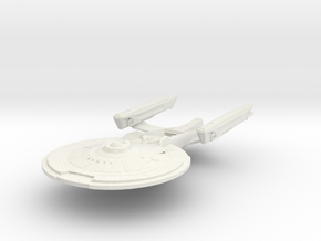 Frontier Class V  Cruiser in White Natural Versatile Plastic