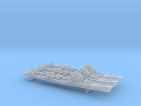 1/1800 IT DD Navigatori [1941] (x3) in Smooth Fine Detail Plastic
