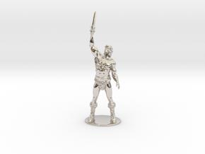 He-Man Miniature in Platinum: 1:60.96