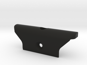B64-bumper in Black Natural Versatile Plastic