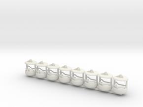 Skyridetubs Specialorder 4-1-17 in White Natural Versatile Plastic