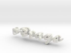 Twine Brage/Eldar in White Strong & Flexible