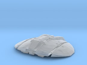 Cylon Raider (Battlestar Galactica), 1/270 in Smooth Fine Detail Plastic
