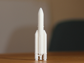 Ariane 5 in White Strong & Flexible