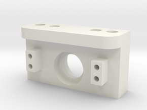 Replacement Cougar gimbal - 2 in White Natural Versatile Plastic