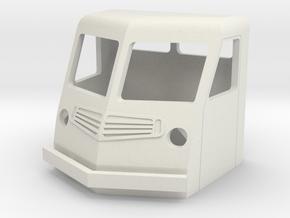 Fs-1-101-far-cab-1a in White Natural Versatile Plastic