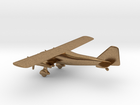 Dornier Do 28A in Natural Brass: 1:144
