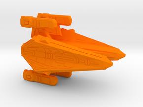 Thorlian Y8 Fast Cruiser in Orange Processed Versatile Plastic
