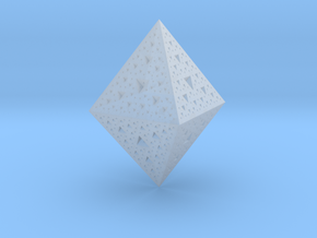 Sierpinski Octohedron 618 in Frosted Ultra Detail