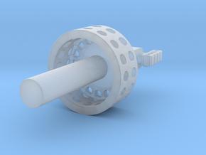 03B-LGA in Smooth Fine Detail Plastic