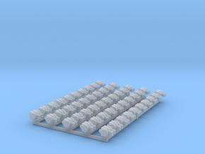 Quad Turret Pack  armada in Smoothest Fine Detail Plastic