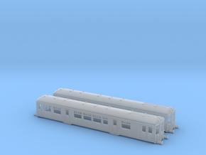 2 X Derby Lightweight - 514 + 515 - N - 1:148 in Smooth Fine Detail Plastic