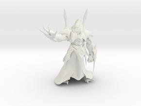 Custom Alarack Thickened in White Natural Versatile Plastic