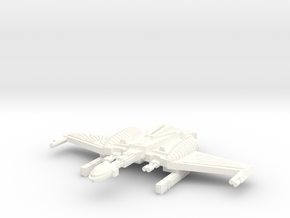 2500 T10 Bright One (Wings Level) in White Processed Versatile Plastic