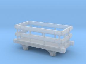 OO9 Narrow Gauge Slate Truck Talyllyn / SR in Smooth Fine Detail Plastic