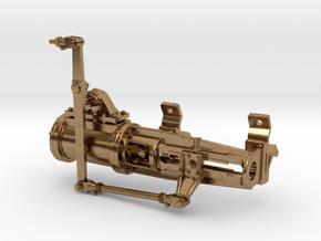 Ragonnet Reverse Gear in Natural Brass