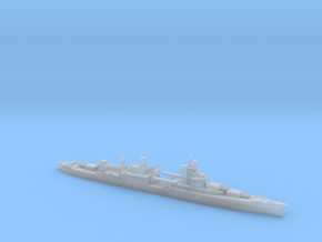 USS Portland 1/1800 in Smooth Fine Detail Plastic