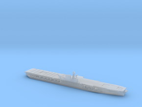 USS Midway 1/1800 in Smooth Fine Detail Plastic