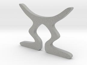 Logo den Besten in Metallic Plastic: Small