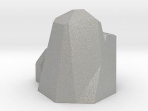 Septahedron in Aluminum