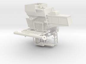 M2 M3 RWA,  (read descripiton) in White Natural Versatile Plastic