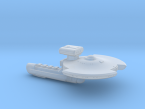 Terran Walker Class Corvette - 1:7000 in Frosted Ultra Detail