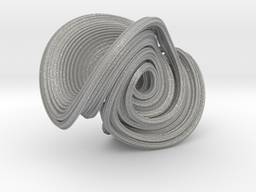 Lorenz (mod 2) Attractor in Aluminum
