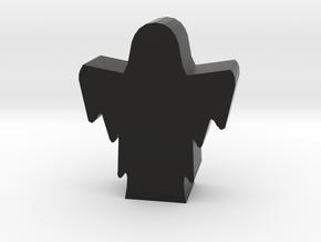 Game Piece, Ghost Wraith in Black Natural Versatile Plastic